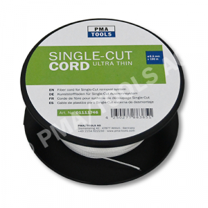 Fiber cord 130 daN for Single-Cut removal system, ultra thin, 100 m
