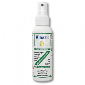 Virazid H Hand disinfection with Aloe Vera extract, 100 ml