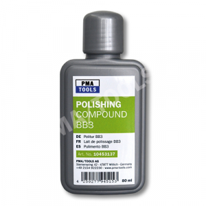 PMA/TOOLS Polishing compound BB3, 80 ml