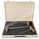 ERGO Feeders  kit Professional, 3 pcs. in the carry-case